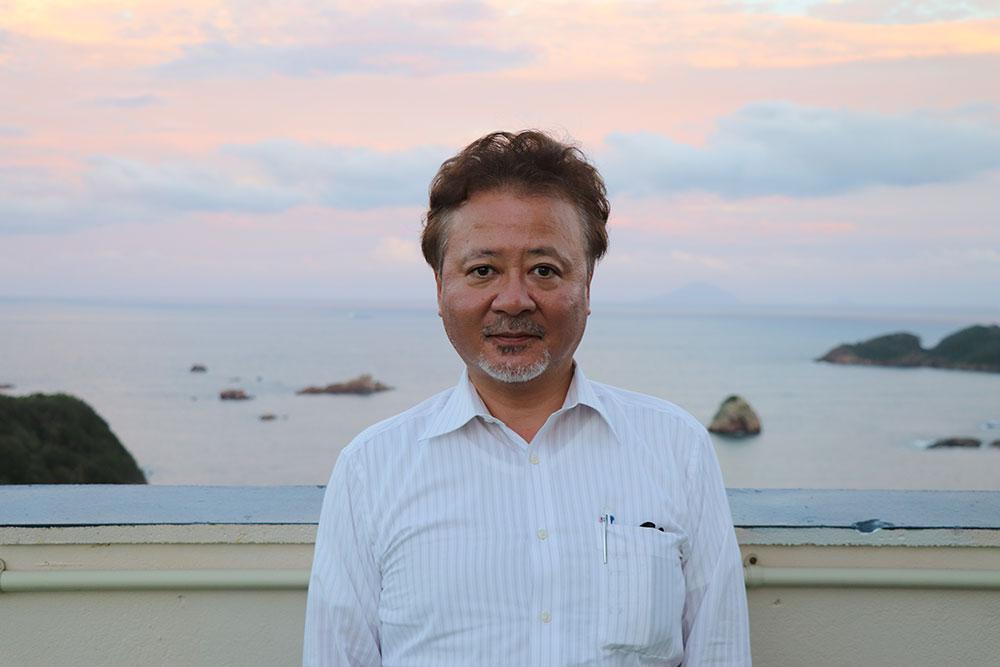 Mr.Osamu Maruyama