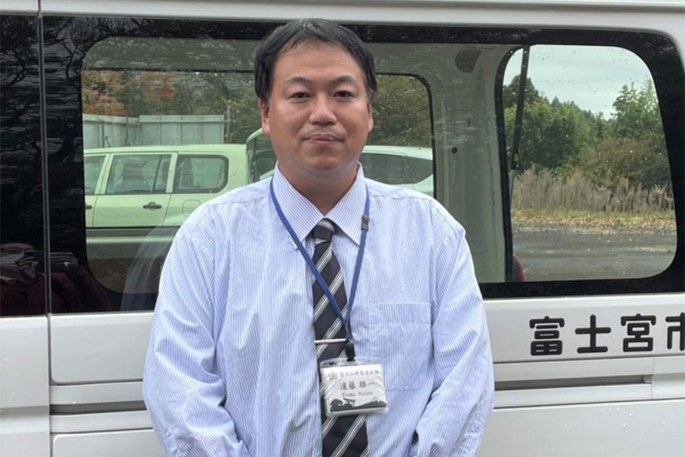 Mr.Yuichi Endō