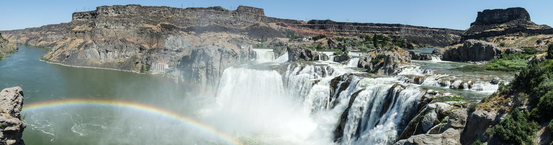 ショショーン滝(Shoshone Falls)